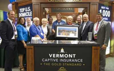 Governor Scott signs legislation to strengthen Vermont captive insurance industry