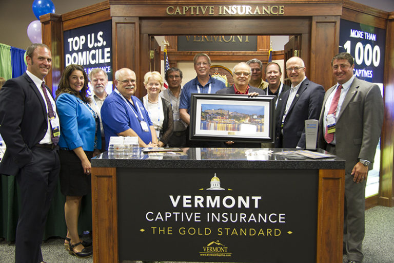 Governor Scott signs legislation to strengthen Vermont captive insurance industry