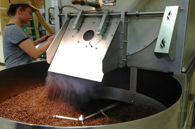 Vermont Coffee Company workforce training supported by state grant