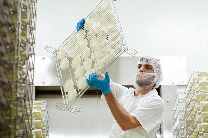 Vermont Creamery grows with help of VTP grant