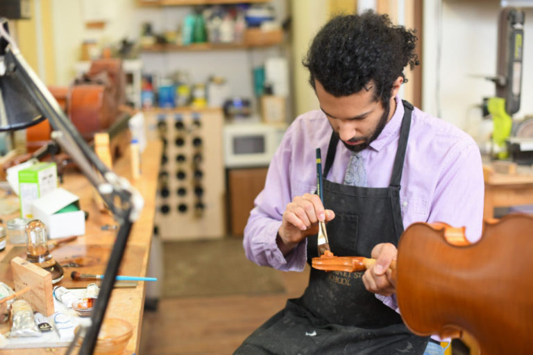 Vermont Violins awarded workforce development grant