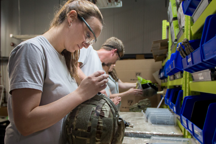 Revision Ballistics awarded Vermont Training Program Grant