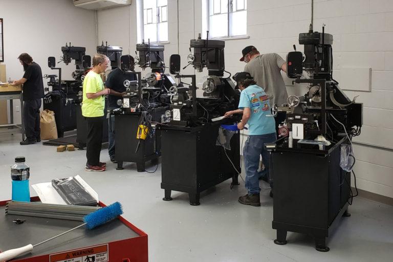 Omega Optical Receives Vermont Training Program Grant