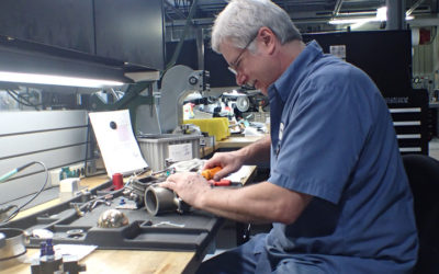 Aviatron to train technicians on new aircraft parts and systems