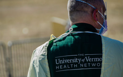 Vermont Hospitals Respond to COVID-19 with Innovation