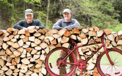 Loggers, Mountain Bikers and a Tiki Bar: Vermont's New Working Landscape
