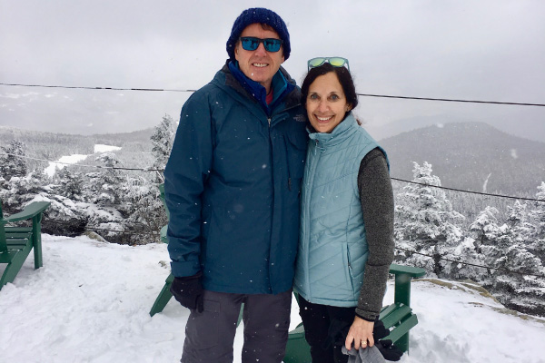 Phyllis and Steven Ershowsky Make Their Vermont Dreams Reality