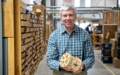 """Maple Landmark, America's """"Local Toy Company,"""" Rooted in Family, Forest"""