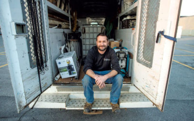 Master Plumber Chris Boudreau Helps Clients Go With the Flow