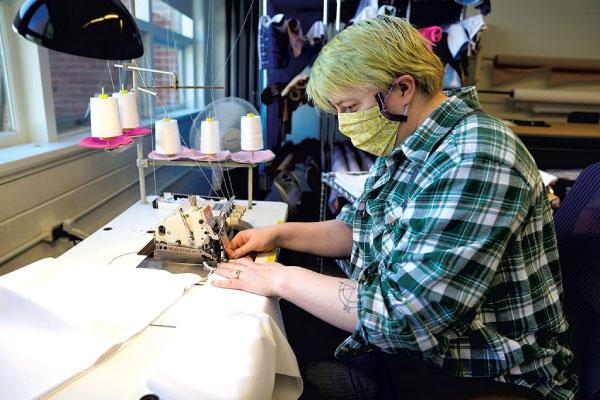 Shapeshifters in Brattleboro Revolutionizes the Chest Binder Market