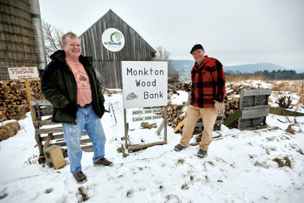 Vermont Wood Banks Offer Neighborly Heating Assistance